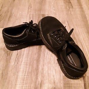 Skechers Women's Suede Ankle Boot Size 8.5